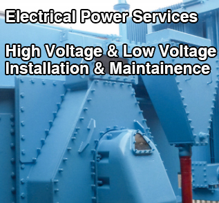 high voltage switchgear maintenance